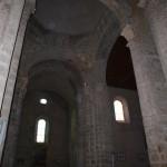Transept octogonal