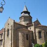 L'église Notre Dame d'Huriel