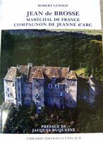 Jean de Brosse, Maréchal de France, Compagnon de Jeanne d'Arc par Robert-Guinot