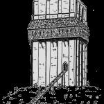 Hourd de la Toque au XIIème siècle.