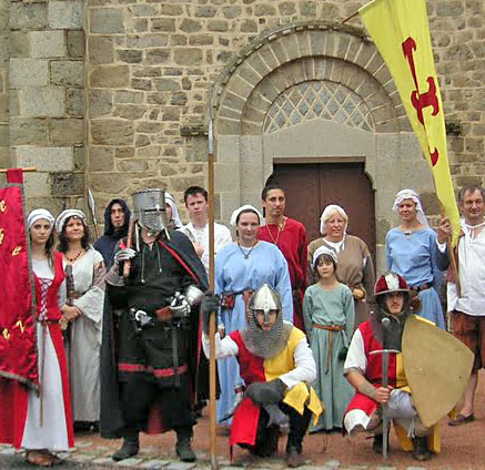 Journée médiévale 2009