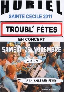 concert troubl'fetes