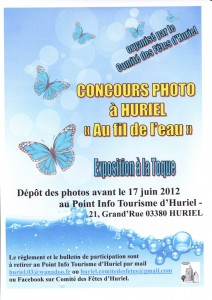 affiche concours photo