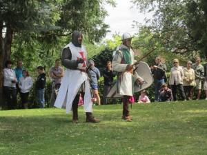 Fête médiévale 2012
