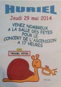Concert Troubl'Fêtes