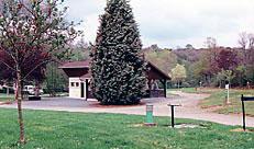 Camping du Moulin de Lyon