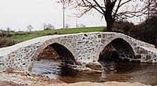 Circuit bleu Pont de Courtioux