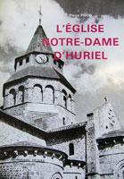 L'église Notre Dame d'Huriel par Pierre Pizon