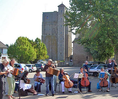 Stage Trad 2009