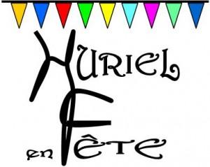 logo Huriel en Fête