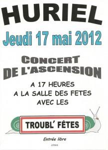 concert 17 mai